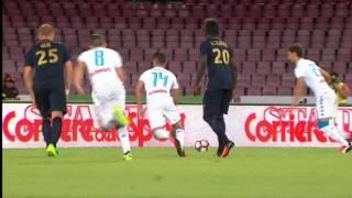 Napoli-Monaco 5-0