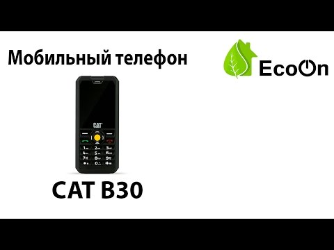 Мобильный телефон CAT B30