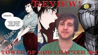 Karaka vs. Yuri! | Tower of God Chapter 304 [Season 2, Ep. 224] Review!