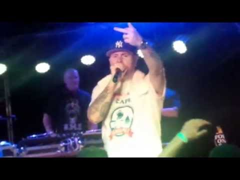 Apathy & Celph Titled - God Particle/Spaz Out Live in Toronto Sept 2015
