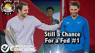 Rafa's Knees, Roger's Chance & Legends Weigh in on 2017 CBT#19
