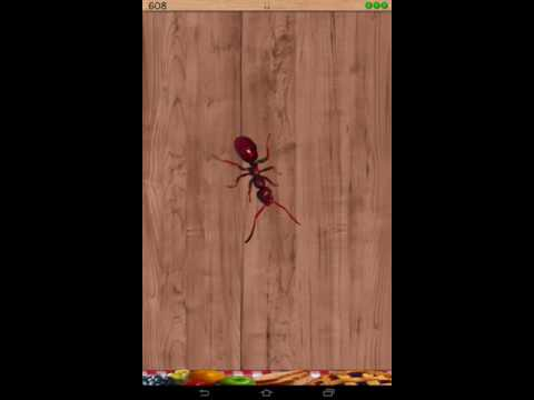Ant Smasher - Убийца муравьёв.