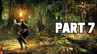 Dark Souls 3 Gameplay Walkthrough Part 7 - The Dark Cathedral - ENGLISH FULL GAME (PC 60fps 1080p)