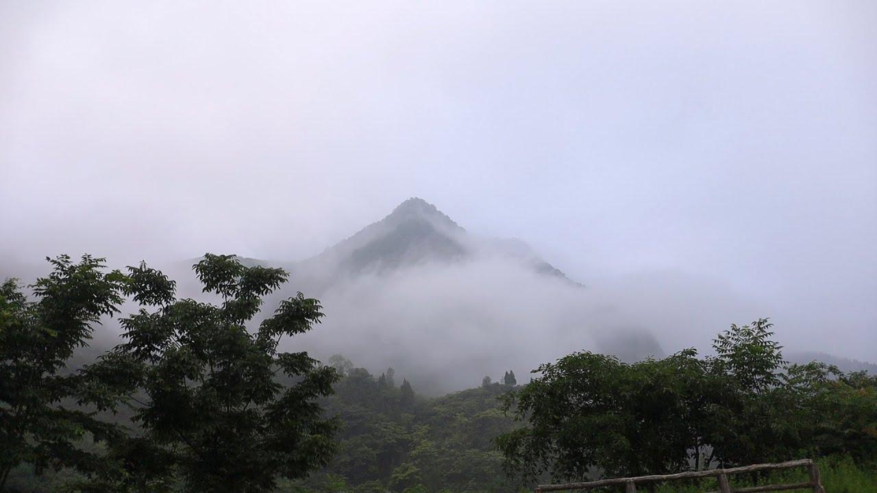 床车露营28:早晨起来,此景如何,今天从七星关区跨过赤水河往四川去了