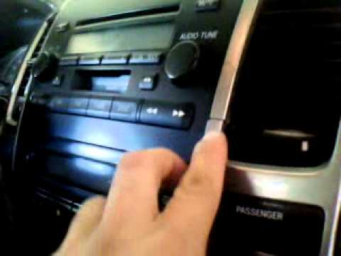 toyota land cruiser prado dash issue - YouTube