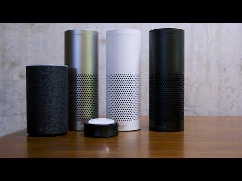 New Amazon Echo Plus first look