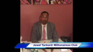 Jewel Tankard: Millionairess Club