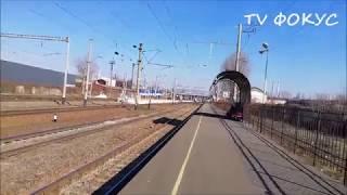 Святошин. Залізнична станція Святошин. р. Київ. 31.03.2019 р.
