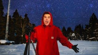 SO fotografierst du die Sterne/Milchstraße!