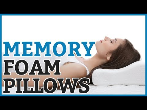 best-memory-foam-pillow-2019---8-top-rated-memory-foam-pillows