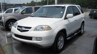 2004 Acura MDX Start Up, Engine, and In Depth Tour