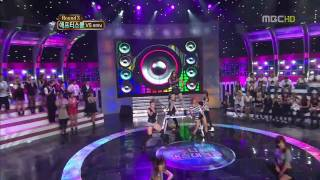 [100923] After School vs 4Minute
