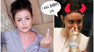 *PROOF* THAT CASEY ANTHONY IS GUILTY AF.