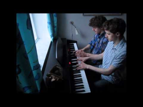 Deer In The Headlights - Owl City - (Piano Cover) - All Things Bright And Beautiful