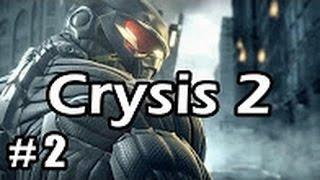 Crysis 2 Maximum Edition прохождение на русском - Часть 2: Игра крашнулась
