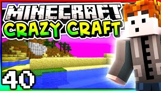 Minecraft: Crazy Craft 3.0 - Episode 40 - A GOOD DREAM!?