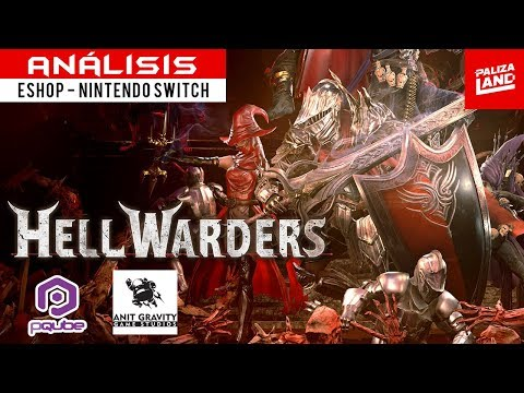 Hell Warders│Análisis Review en español Nintendo Switch #HellWarders