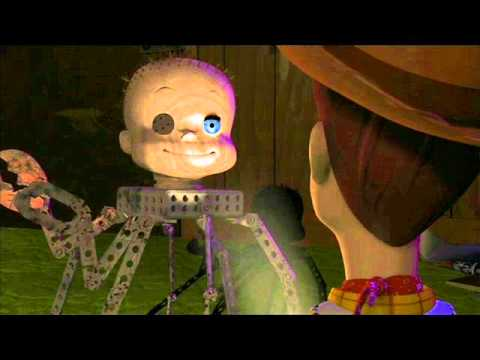 Creepypasta 1 la verdadera historia de toy story loquendo youtube - Cochon de toy story ...