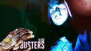 4DX, ВОЙНА БЕСКОНЕЧНОСТИ, ПОДОБИЕ GhostBuster