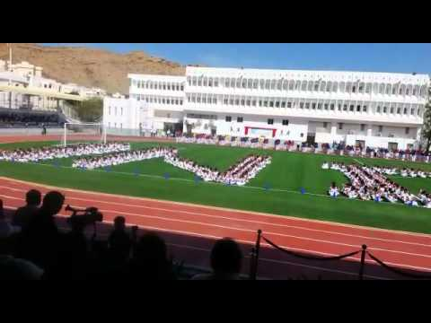 Indian School Muscat Sports Day 2016 - YouTube