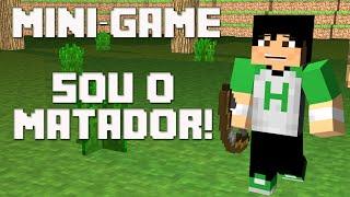Minecraft Minegame - Sou muito matador!