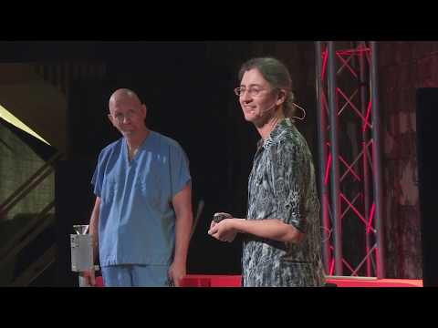 TEDx Talks: Can snakes really save more lives than they take?  | Kristen Wiley & James Harrison | TEDxCorbin