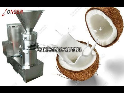 Industrial Coconut Milk Grinding Machine|Rice Soya Milk Machinery for Sale