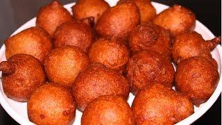 गेहू के आटे से बनाये फूले फूले गुलगुले | UP & Bihar Famous Gulgula | Gulgulaa recipe in hindi video