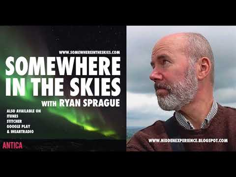 EP 22 - Somewhere in the Skies: Mike Clelland: The Messengers