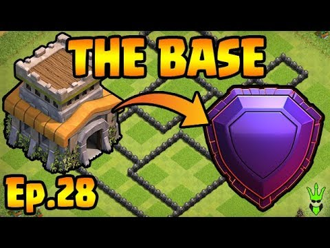 THE BASE! (Finally)