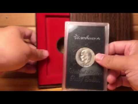 What's It Worth? - Is This Mystery Silver Ike Dollar Worth A Lot Of Money Or Rare?
