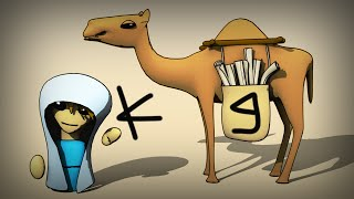 How Egypt invented the alphabet - History of Writing Systems #7 (Abjad)