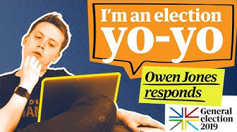 Owen Jones responds to your election comments: 'I'm an emotional yo-yo'