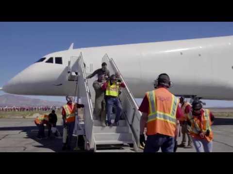 Stratolaunch First Flight landing