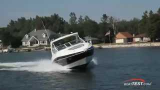 Cruisers Yachts 350 Test