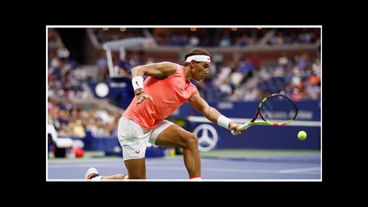 Us Open 2018 Spielplan Nadal Kohlschreiber Williams Live Im Tv