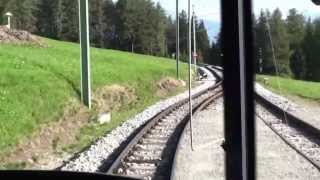 Innsbruck Trams   Route STB