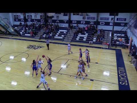 Hermon Hawks JV girls vs Presque Isle High School