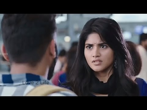 Tamil first sight love scene with Megha Akash whtsapp status | #Love2Life