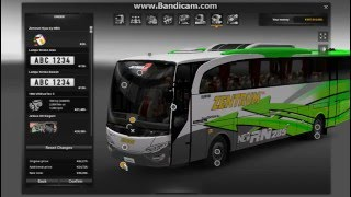 100 skin edit By.joko Mod Bus Euro Truck Simulator 2 + link