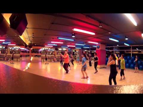 Aerobics by Toto @ Siriraj Fitness Center - 11 May 2015 (Full)