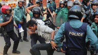 BD Police Fight