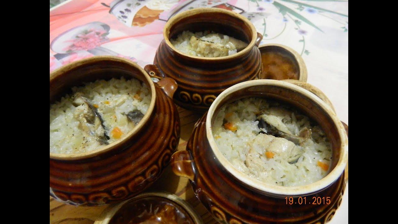 рис в горшочках с курицей в духовке рецепты с фото