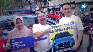 Grebek Pemenang Pertama #60Mazda2 | XL Presents