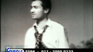 Ziddi (1948) Marne ki duayen kyon mangu_Kishore Kumar First film song Picturized on Dev Anand