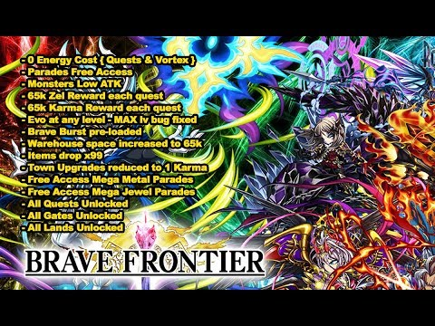 Brave Frontier Gems Online Hack | 100% Working Unlimited Online Hack