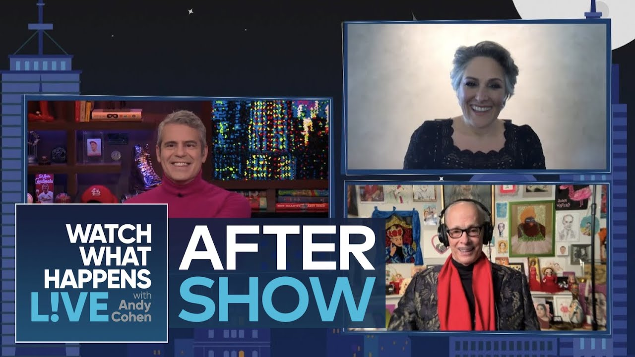 After Show: Will John Waters Make Another Movie? | WWHL