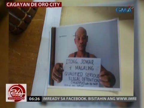 24 Oras: Presong nang-hostage sa Misamis Oriental Provincial Jail, patay matapos barilin ng pulis