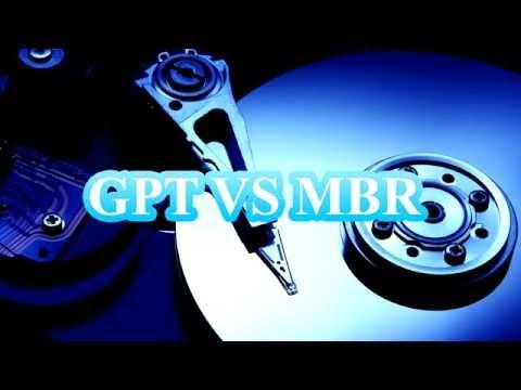 Чем отличается GPT от MBR. Разделы и логические диски. Полезные FiшКi