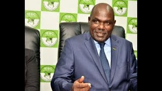 IEBC releases post-election report